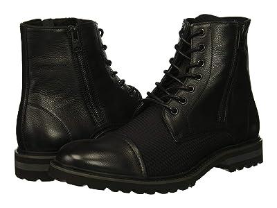 Kenneth Cole Reaction Daxten Boot (Black) Men