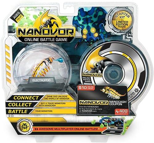 Nanovor Online Battle Game - Electropod