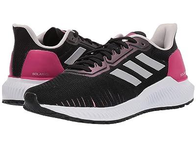 adidas Running Solar Ride (Core Black/Grey One/Real Magenta) Women