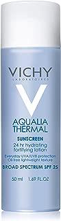 Vichy Aqualia Thermal 24-Hour Moisturizer with SPF 25, 1.69 Fl Oz