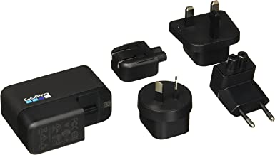 GoPro Supercharger International Dual-Port Charger (GoPro Official Accessory)