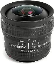Lensbaby Circular Fisheye 5.8mm f/3.5 Lens for Sony Alpha