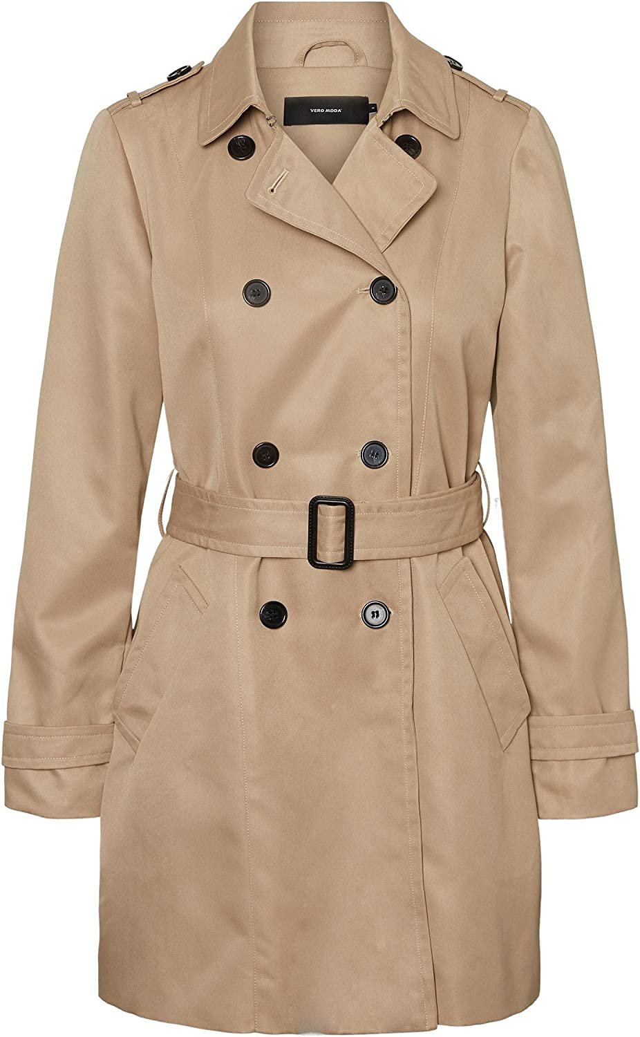 Shuuk Belted Trench Daily bargain sale Coat Miami Mall