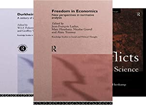 Routledge Studies in Social and Political Thought (32 Book Series)