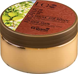 EO Laboratorie natural & organic Argan Oil Hair Mask Repairing Extremely Damaged Colored Hair, 300 ml