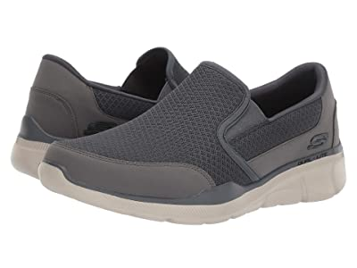 SKECHERS Equalizer 3.0 Bluegate (Charcoal) Men