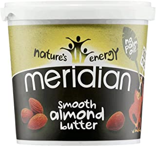 Meridian Almond Butter Smooth 2 x 1kg
