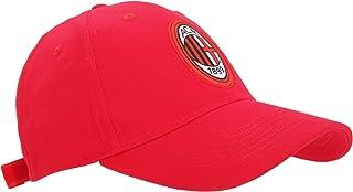 AC Milan Official Core Football Crest Baseball Cap