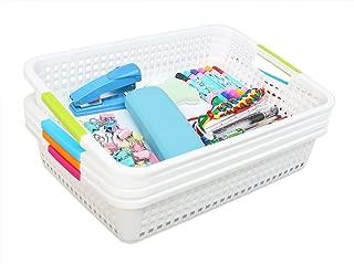Best classroom paper storage baskets Reviews