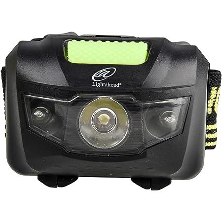 Electralight wide angle ultra Bright COB Head Lampe 200 lm lumière électricien