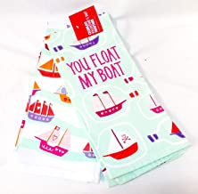 Bday Parties Kohl's Celebrate Valentines Day Together Towels You Float My Boat Boats Ship in A Bottle 18