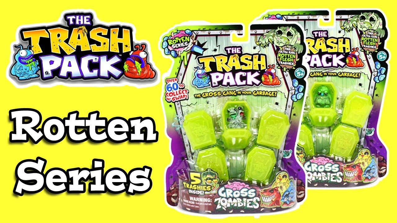 Trash Pack Bruto Zombies por Trash Pack: Amazon.es: Juguetes y juegos