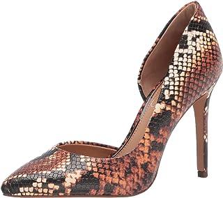 Jessica Simpson Women's Prizma حذاء بكعب عالٍ ، مجموعة حارة ، 6