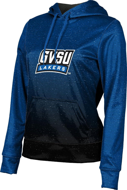 ProSphere Grand Valley State University Girls' Pullover Hoodie, School Spirit Sweatshirt (Ombre)