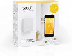 tado° Kit de Inicio V2, Termostato Inteligente, Control Inteligente de Calefacción, Trabaja con Amazon Alexa, Asistente de...