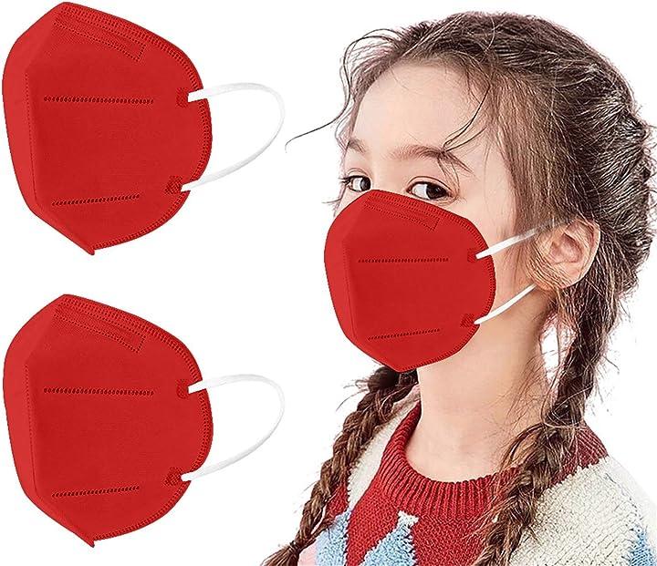 mascherine ffp2 certificate per bambini filtrazione 96% rambling b08wx2v2mm