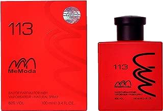 Memoda 113 eua de parfum impression of HUGO BOSS COLOGNE for men 100ml/ 3.4oz
