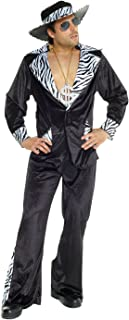 pimp daddy costume mens