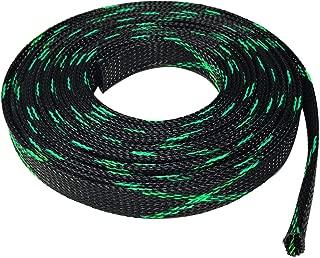 Seismic Audio - EBS34100Green- 100 Feet Green/Black 3/4