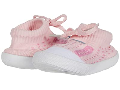 Native Kids Shoes Jefferson (Infant/Toddler) (Blossom Pink/Shell White) Girl