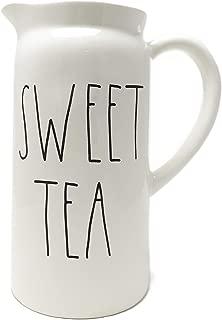 Rae Dunn LL Sweet Tea Pitcher by Magenta
