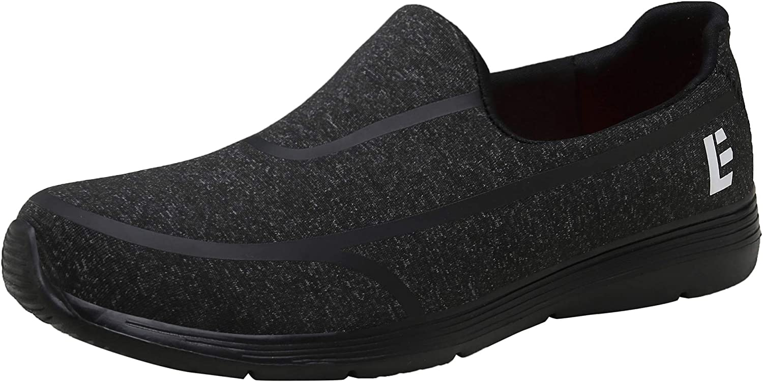 Escort Runners Women's Slip-on Walking shoes Lightweight Sneakers Comfort Athletic shoes for Outdoors and Tennis