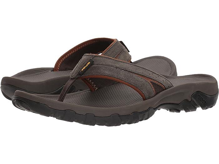 Teva Mens Katavi Thong Outdoor Sandal