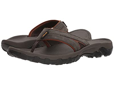 Teva Katavi 2 Thong (Black Olive) Men