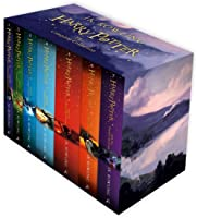Harry Potter - The Complete Collection 7 Book Boxset