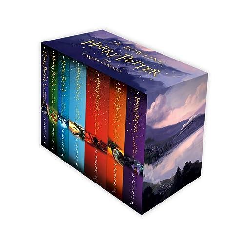 f7e0434c8 Harry Potter Box Set: The Complete Collection (Children's Paperback)