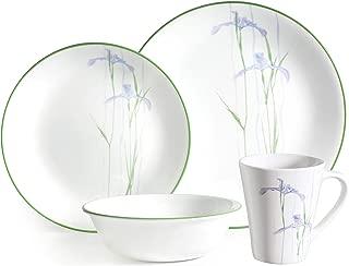 corelle blue iris