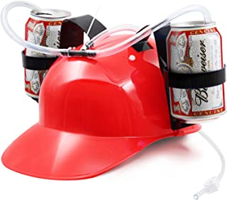 hands free drinking hat