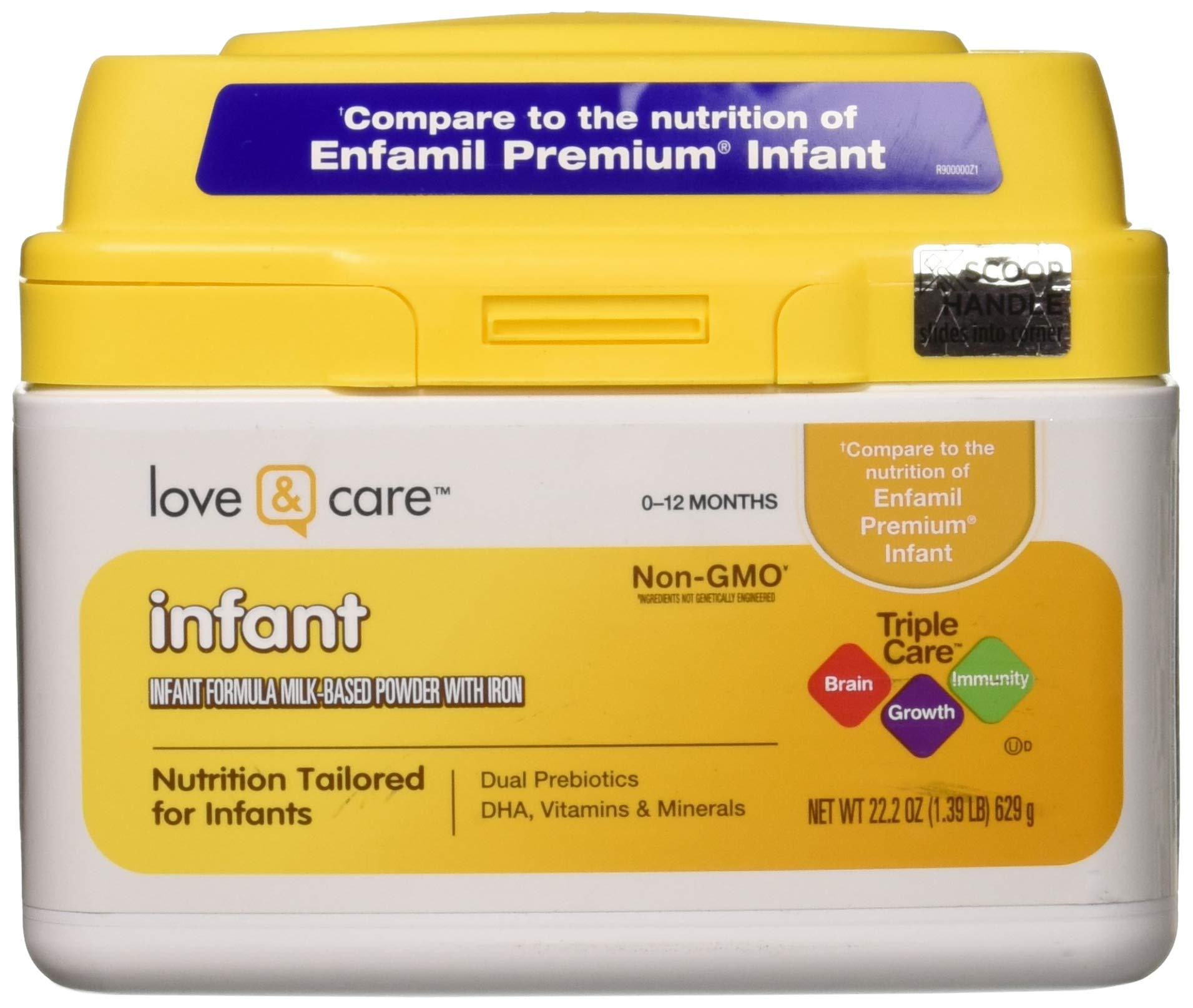 Love Care Infant Milk Based Formula