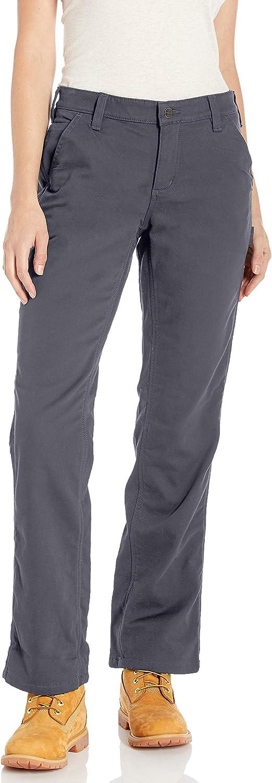 Max 63% OFF Carhartt Women's Virginia Beach Mall Original Fit Lined Pant Crawford Fleece