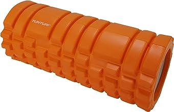 14TUSYO009 Tunturi yoga Foam Grid Roller 33cm Orange