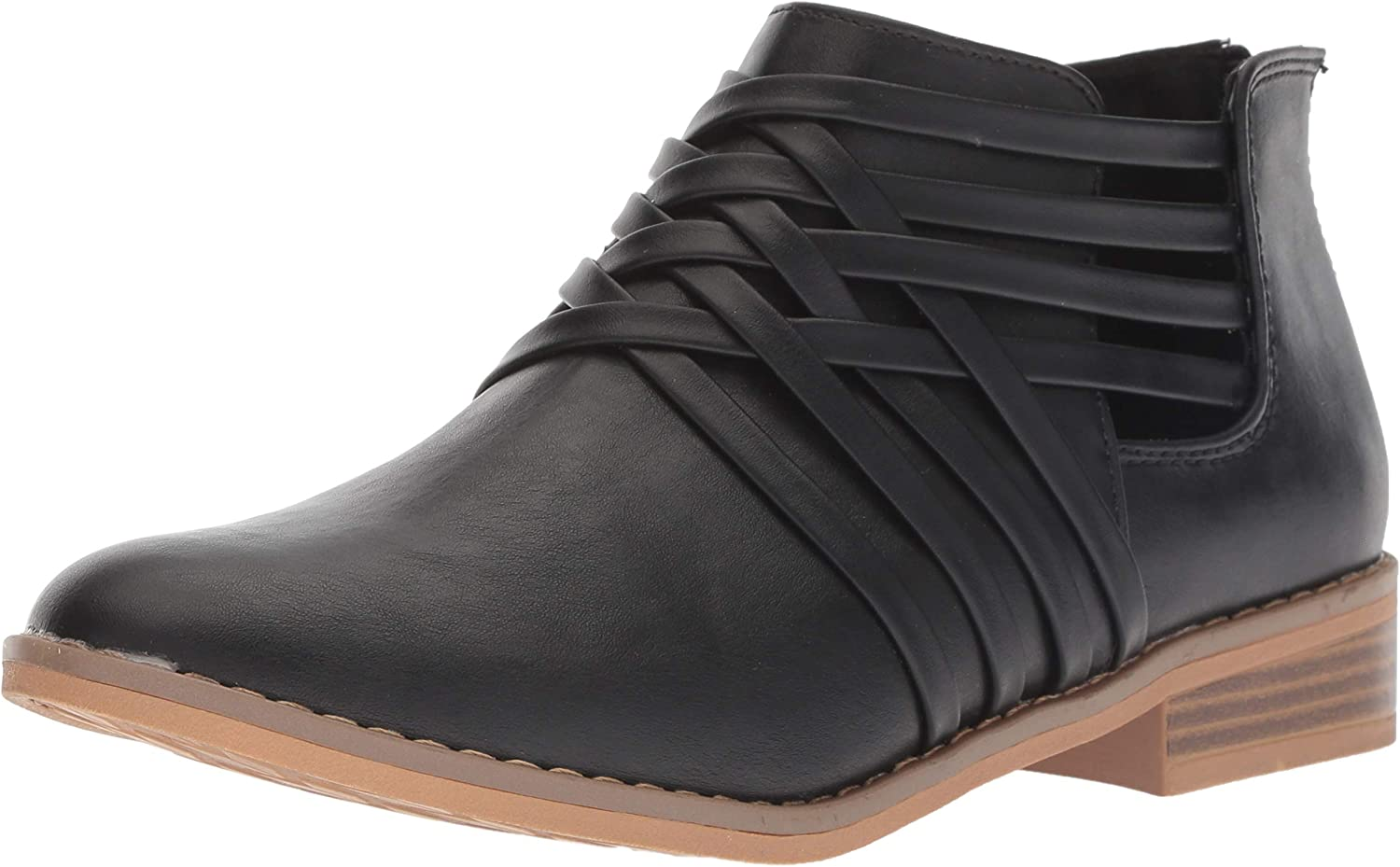 Rocket Dog Womens Mass Smooth Pu Ankle Boot