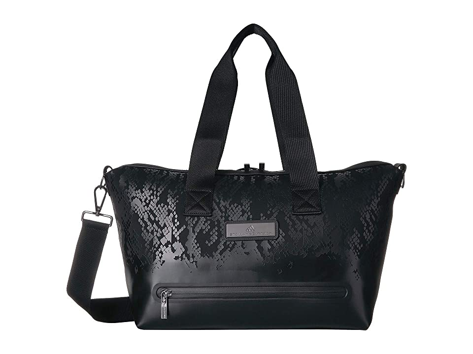 adidas by Stella McCartney Small Studio Bag (Black) Bags