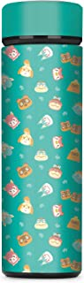 Controller Gear Authentic and Officially Licensed Animal Crossing: New Horizons - Nintendo Stainless Steel Water Bottle - 17 oz. - Not Machine Specific
