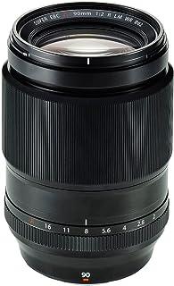 Fujifilm 16463668 Fujinon XF90mm F2 R LM Weather Resistant Lens,X Series