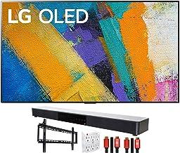 "LG OLED55GXPUA 55"" GX 4K Smart OLED TV (2020) with Deco Gear Home Theater Bundle"