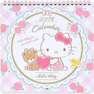 Hello Kitty Mini Wall Calendar: 2018
