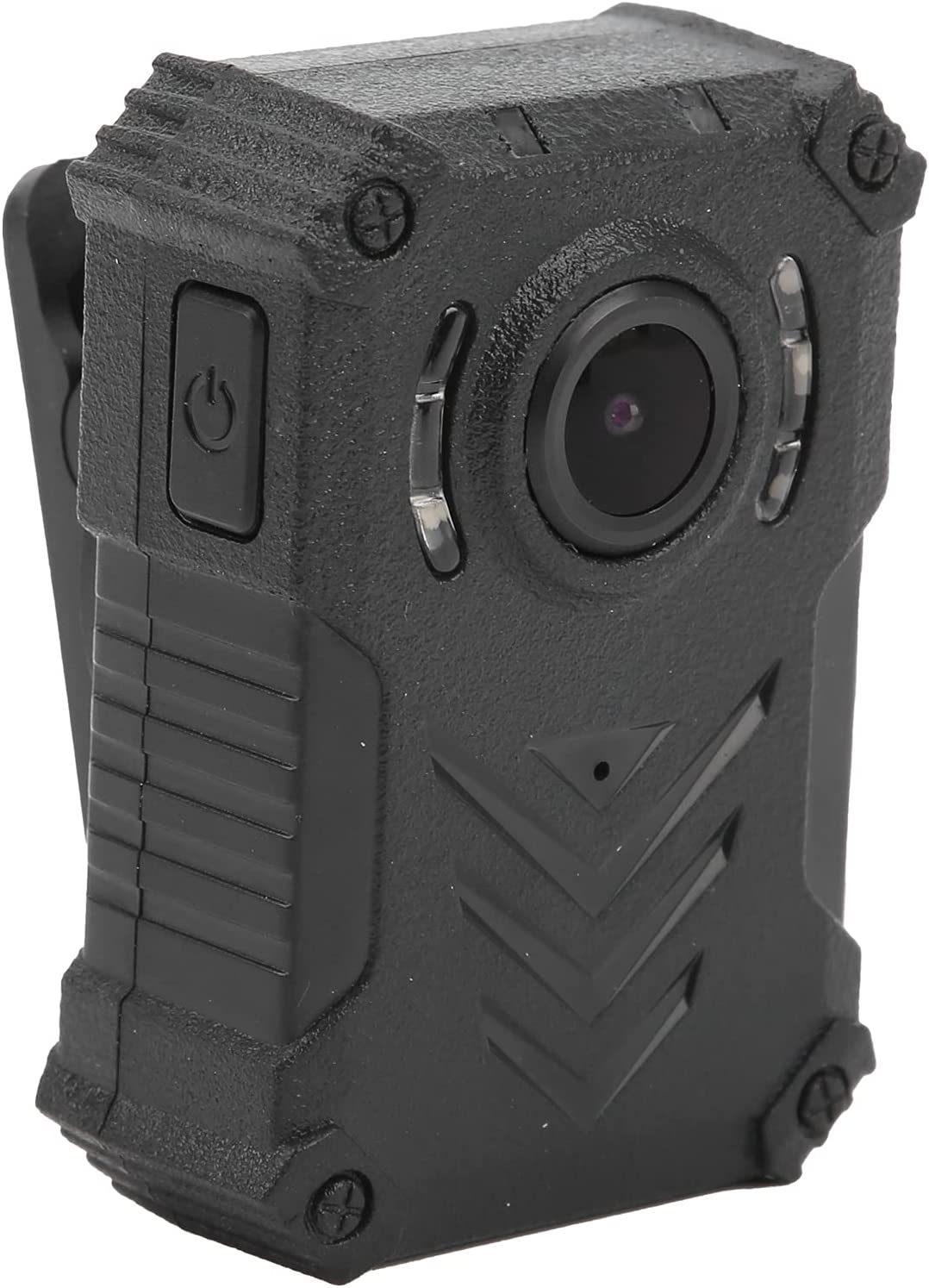 Wearable Camera, Wide Viewing Angle Body Worn Camera Rechargeable 1080P HD Mini with Infrared LEDs for Outdoor for Home for Enforcement Recorder for Security