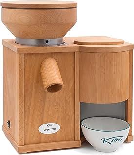 KoMo Duett 200 Kombigerät 600 Watt, Getreidemühle/Elektroflocker