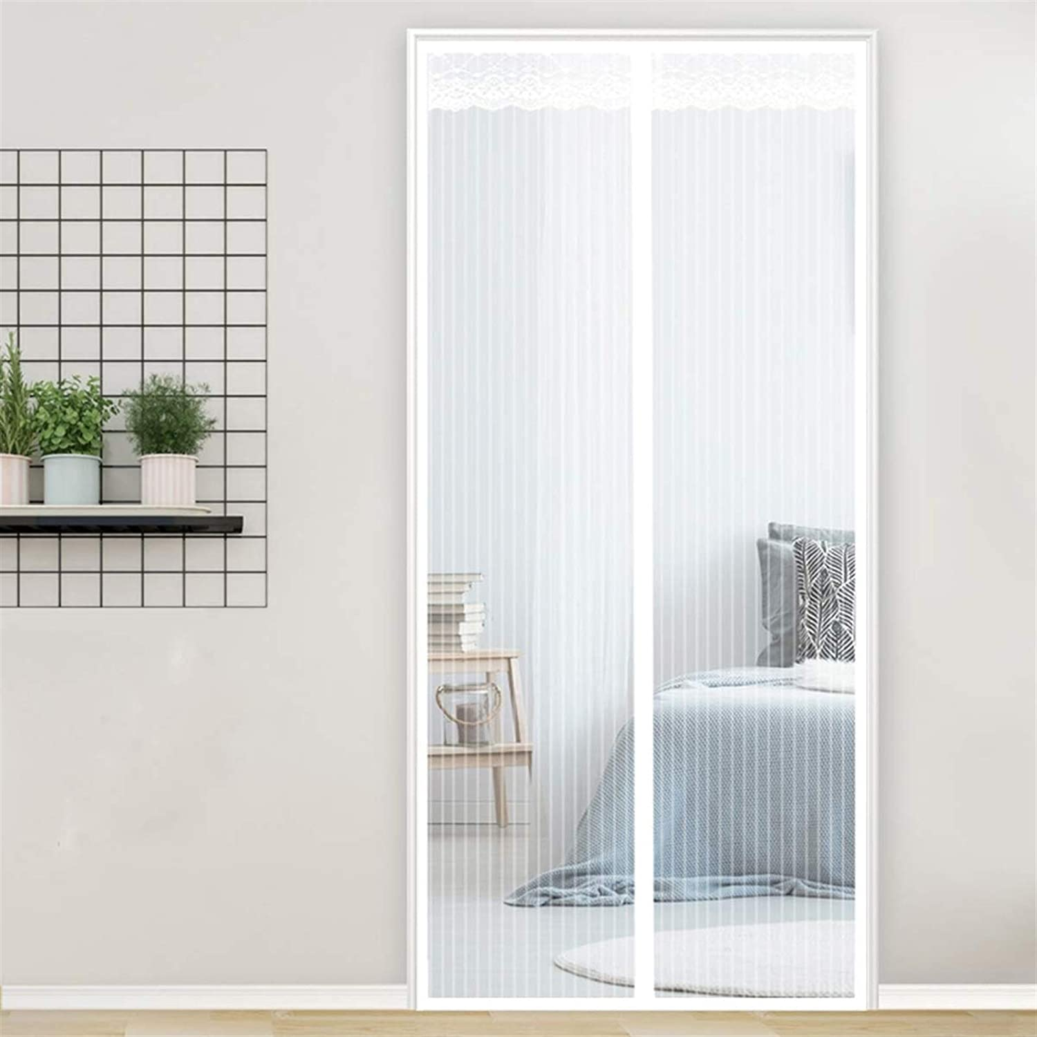 THAIKER Magnetic Fly Insect Screen 93x96inch Omaha Mall Door Ultra-Cheap Deals wi 235x245cm