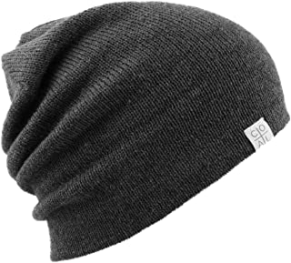 The Flt Oversize Beanie Charcoal