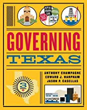 Best governing texas an introduction to texas politics Reviews