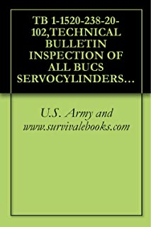 TB 1-1520-238-20-102,TECHNICAL BULLETIN INSPECTION OF ALL BUCS SERVOCYLINDERS FOR APPLICATION OF SEALANT TO LVDT PROBE THREADS. ALL AH-64 SERIES AIRCRAFT