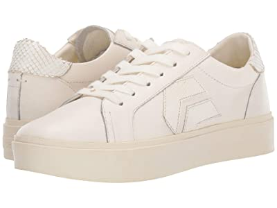 Dolce Vita Yvett (White Leather) Women