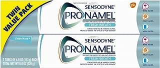 Sensodyne Pronamel Toothpaste for Tooth Enamel Strengthening, Fresh Breath, 4 Ounce (Pack of 2)