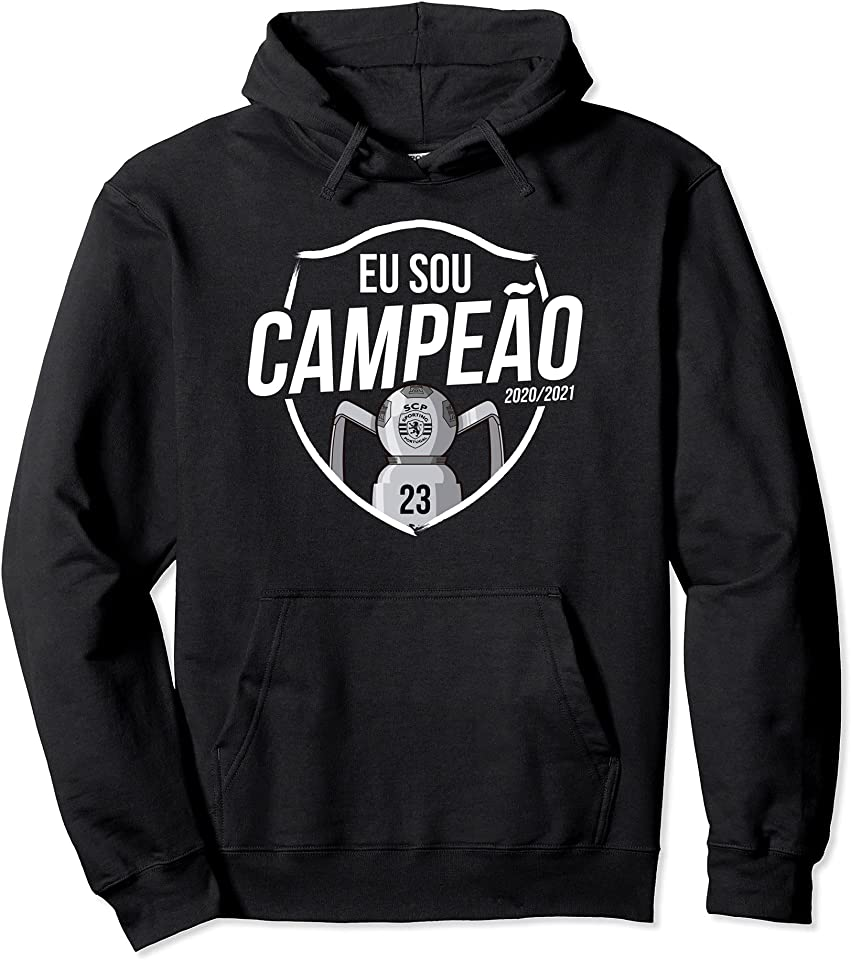 SCP Champion 2020/2021 Pullover Hoodie